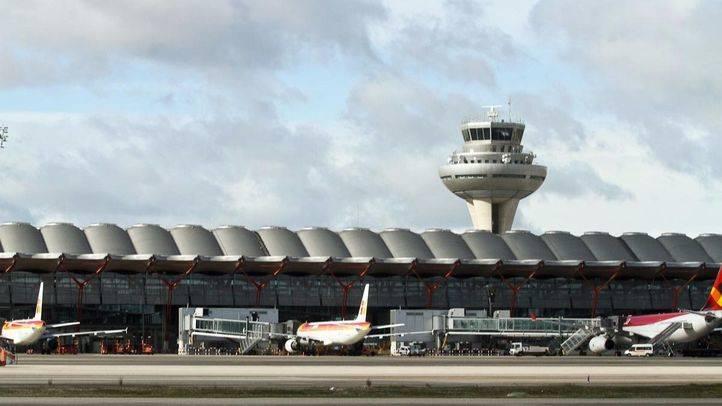 T4 del Aeropuerto de Adolfo Suárez Madrid-Barajas