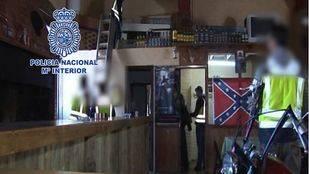 Detienen a ocho miembros de un grupo motero por agredir en Madrid a una banda rival
