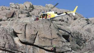 La Comunidad presenta la campaña 'Sierra y Seguridad' de prevención de accidentes en montaña