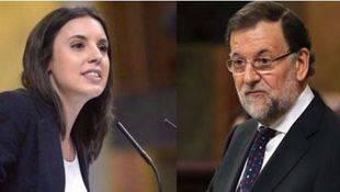 Rajoy defiende la honradez de su Gobierno y acusa a Podemos de desestabilizar España con la moción