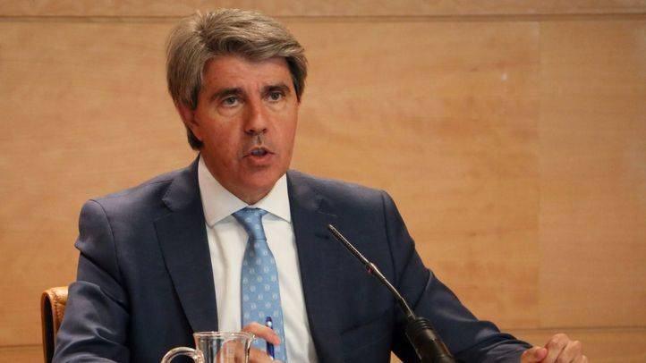 Ángel Garrido García, consejero de Presidencia, Justicia y Portavocía. (Archivo)