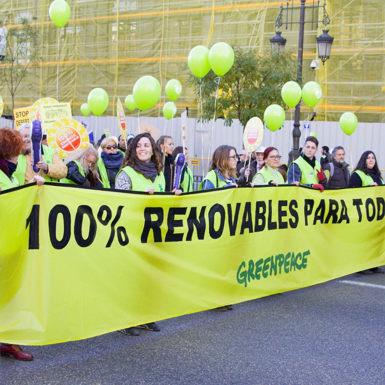 La marcha mundial por el clima recorre el centro de madrid - Centro de salud vistalegre la flota ...
