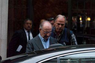 Anticorrupción pide cinco años de cárcel para Rodrigo Rato