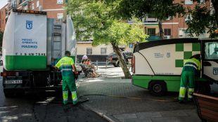 El Ayuntamiento comienza este lunes limpiezas intensivas en 26 barrios que intervendrán 450 trabajadores