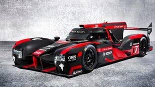El híbrido más potente de Audi para las 24 Horas de Le Mans