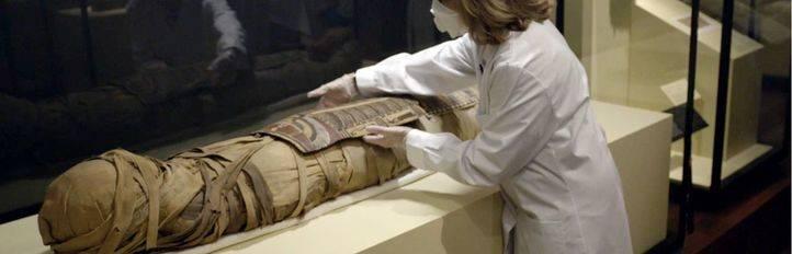 Las momias del MAN desvelan sus más íntimos secretos