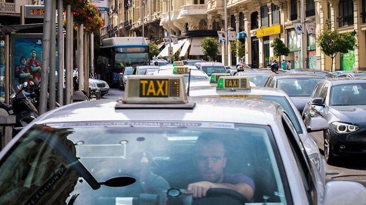 El Ayuntamiento de Madrid destina 910.000 euros a instalar urinarios para taxistas
