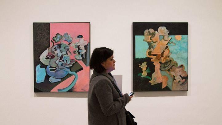 Exposición de Juan Giralt en el Museo Reina Sofía