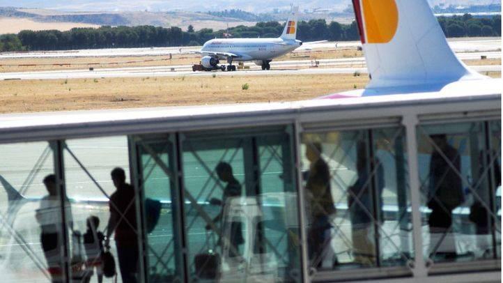 Iberia realizará el handling de rampa en Barajas