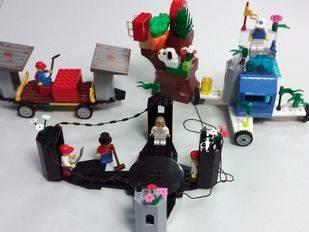 Construcción de Lego