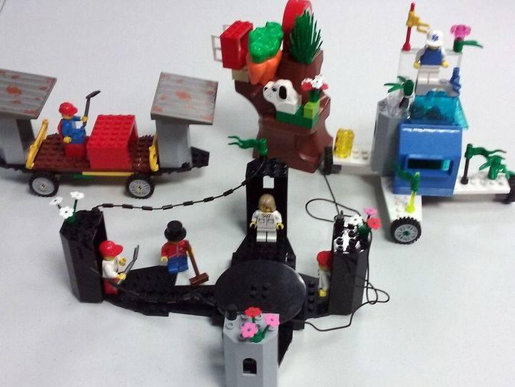 Construyendo emociones con Lego