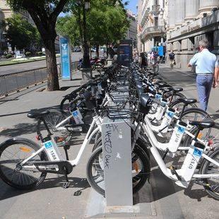 El Ayuntamiento no prevé la ampliación de BiciMAD en 2016 y estudia sistemas complementarios