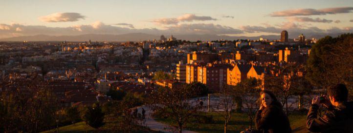 Los miradores de Vallecas: mucho más que las siete tetas