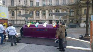 Trilib', un prototipo de aportación voluntaria que pone la selección en París