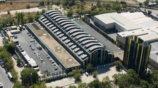 Campus de Innovación en la Nave Boetticher