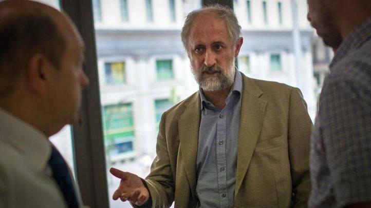 Luis Cueto, gerente del Ayuntamiento de Madrid.