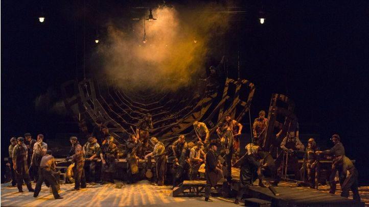 El Teatro de la Zarzuela acogerá desde el próximo jueves 15 de junio y hasta el próximo 24 del mismo mes la ópera 'Marina', de Emilio Arrieta.