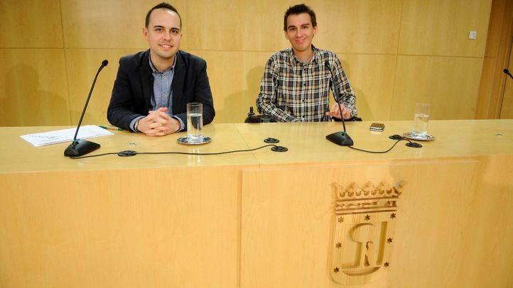 José Manuel Calvo y Pablo Soto