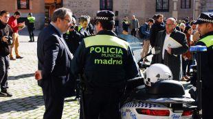 Polémico examen de la Policía: