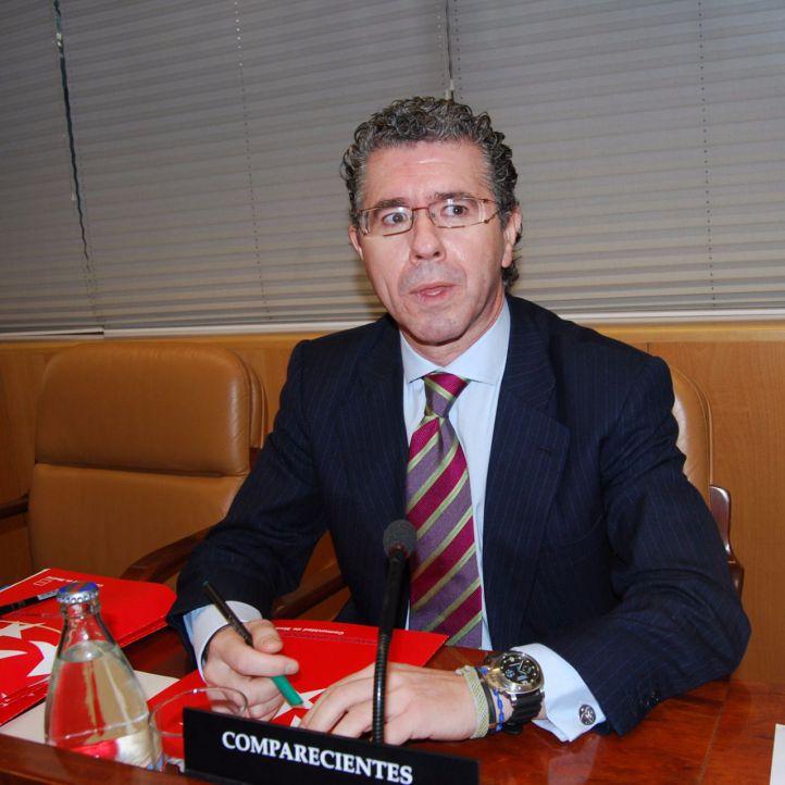 Francisco Granados saldrá de prisión tras reunir los 400.000 euros de fianza