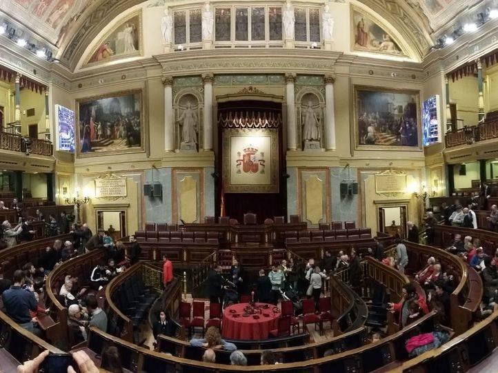 El Congreso cierra sus Puertas Abiertas con más visitantes que en 2014