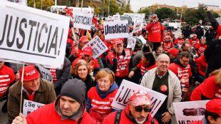 La Justicia anula el cambio en las condiciones de los trabajores de Coca-Cola