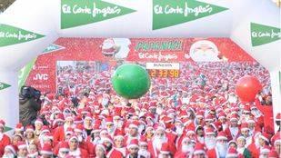 El Consorcio de Transportes elabora un plano para facilitar el acceso a la Carrera Solidaria de Papá Noel