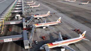 Iberia es nombrada la compañía más puntual en el mes de noviembre