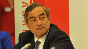 Juan Rossell,presidente de la CEOE