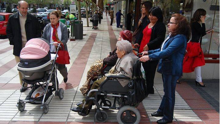127 millones de euros para atención a dependientes y menores