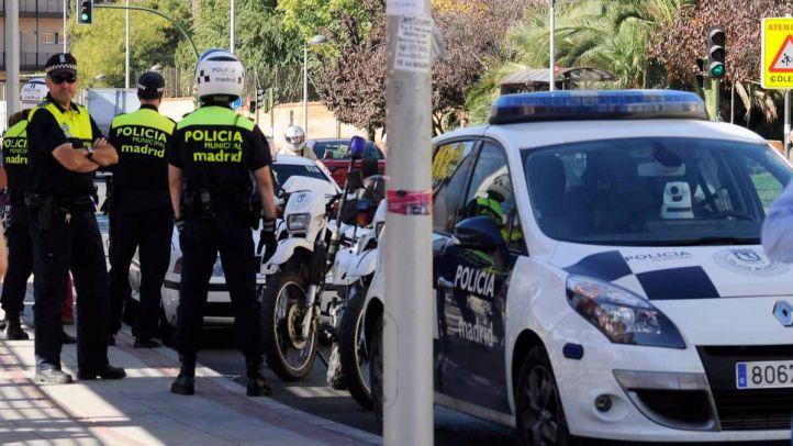 Pánico en Ciudad Lineal por una furgoneta descontrolada que hizo pensar en ataque terrorista