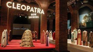 'Cleopatra y la fascinación por Egipto' conquista a los visitantes en Arte Canal de Madrid