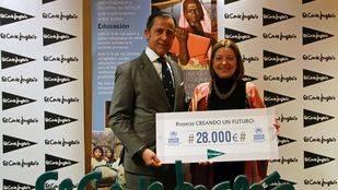 El Corte Inglés dona 28.000 euros a ACNUR
