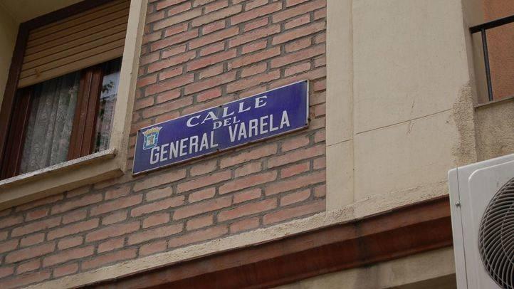 Calle del General Varela.