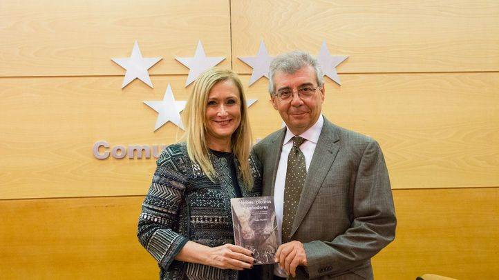 Pedro Montoliú presenta sus 'episodios madrileños'