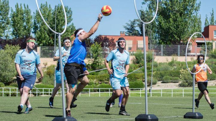 El deporte de Harry Potter llega a Rivas