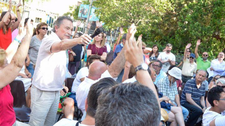 """Peatonalización de la calle Galileo: """"Esto es un atraco a los vecinos"""""""