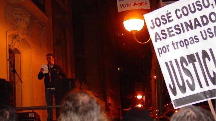 La familia de José Couso pide la inconstitucionalidad de la reforma de la justicia universal