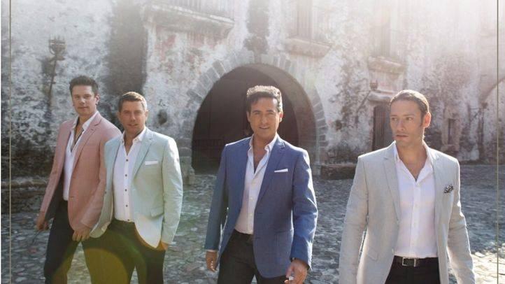 Il Divo actuará en Madrid el próximo junio