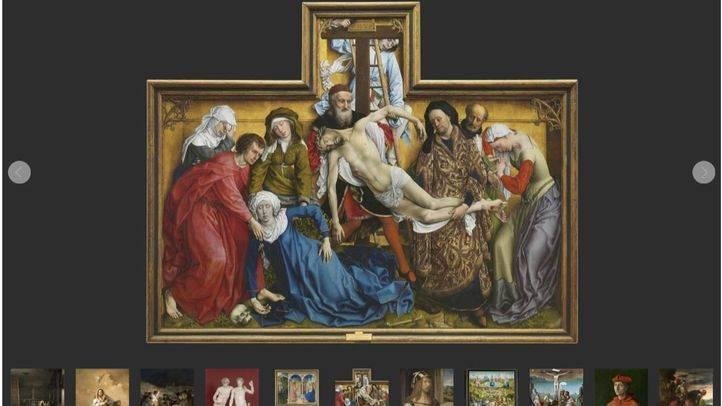 El Museo del Prado ofrece una experiencia online única a través de su nueva web