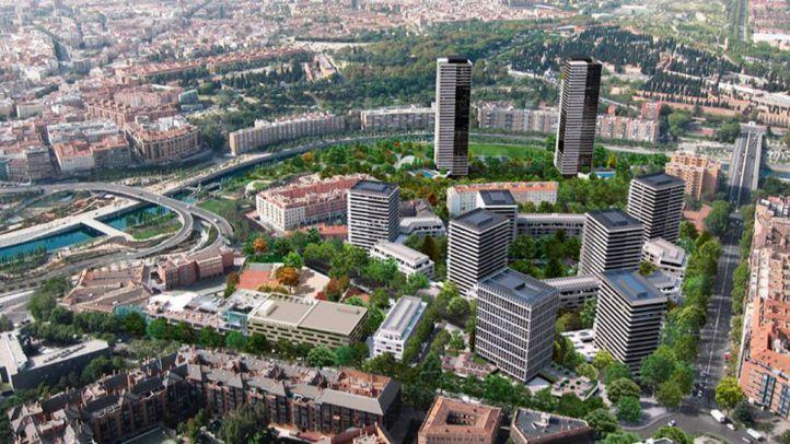 La Asamblea deroga la prohibición de construir más de tres plantas