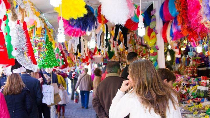 Mercadillo de Navidad de la Plaza Mayor