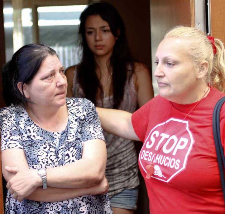 Los desahucios descienden un 11,6 % en Madrid