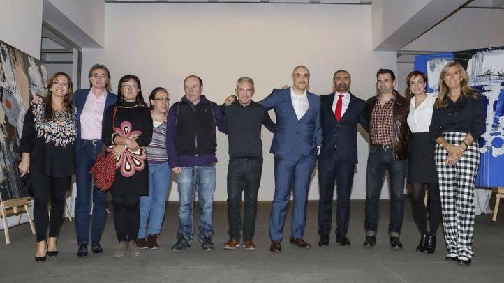 Una subasta solidaria recauda más de 9.000 euros para personas en riesgo de exclusión social