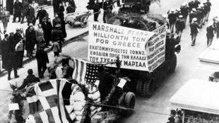 ¿Qué fue el Plan Marshall?
