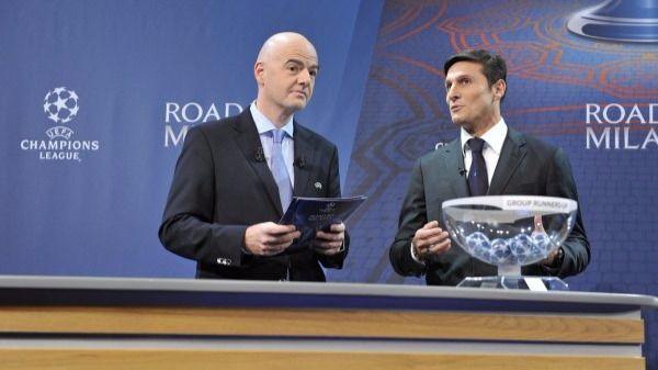 Sorteo de la Champions: Real Madrid vs. Roma y Atleti vs. PSV Eindhoven