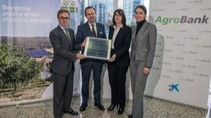 Iberdrola alcanza un acuerdo con CaixaBank para desarrollar la generación solar fotovoltaica entre sus clientes