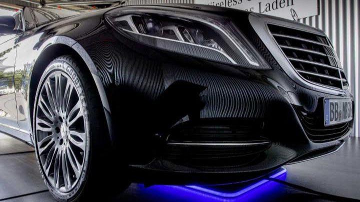 La inducción se abre paso para recargar coches eléctricos