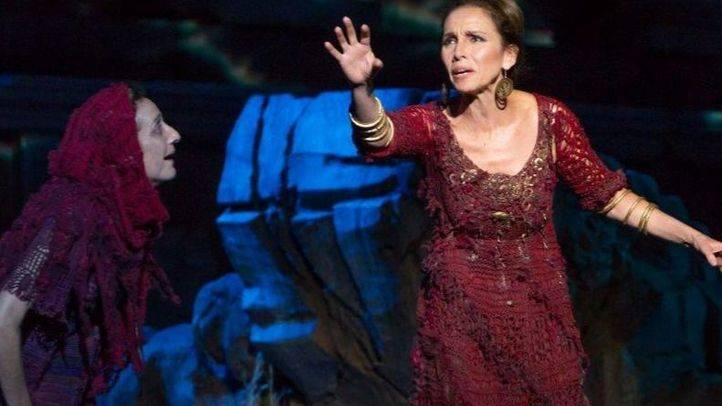 Ana Belén en 'Medea'