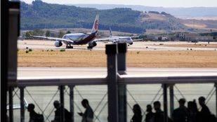 Un vuelo Madrid-Sao Paulo regresa a Barajas por amenaza de bomba